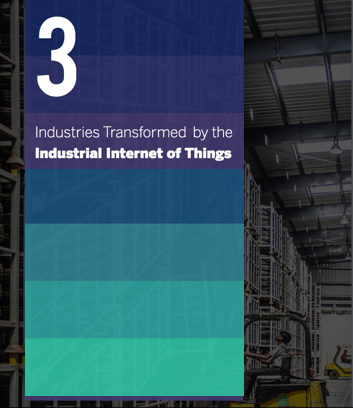 Three industries and their considerations for an Industrial IoT platform as a white paper.