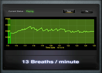 Breath Pattern Analyzer App
